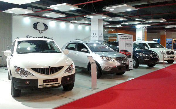 Motor Show 2012 reunirá a 50 marcas de vehículos del mundo