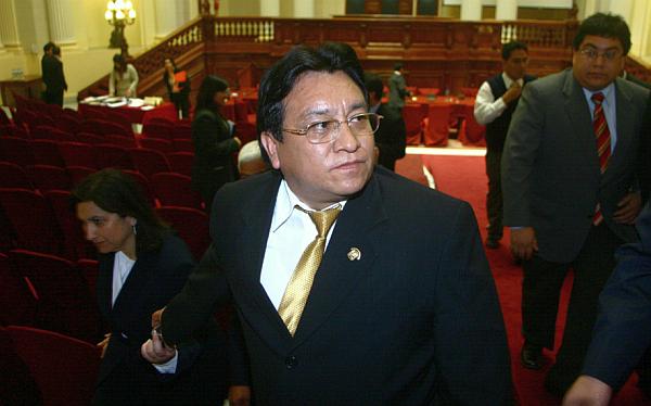 La Comisión de Ética resolverá en veinte días si investiga a José Luna
