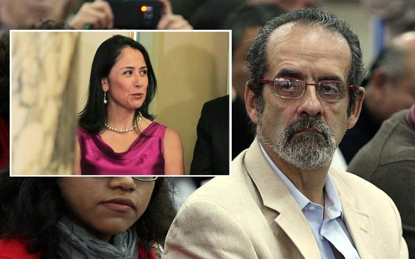 Diez Canseco afirmó que detrás de su suspensión está Nadine Heredia