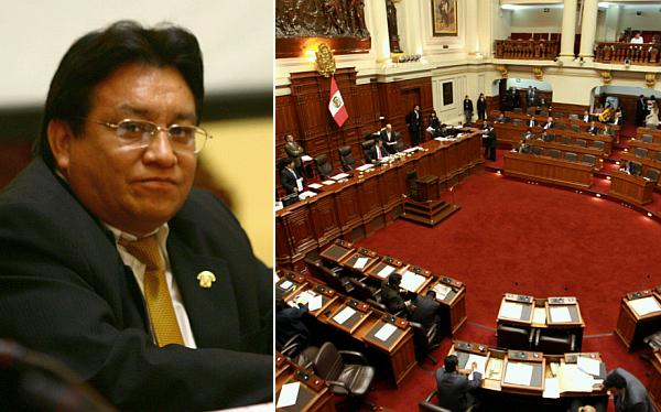 Congresista vinculado a campaña contra Villarán ahora propone revocación legislativa