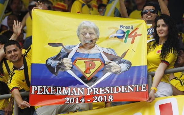 Pekerman asegura que Colombia clasificará al Mundial Brasil 2014