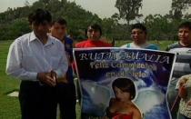 Ruth Thalía Sayas fue recordada por su familia en el día de su cumpleaños - Noticias de romero leyva