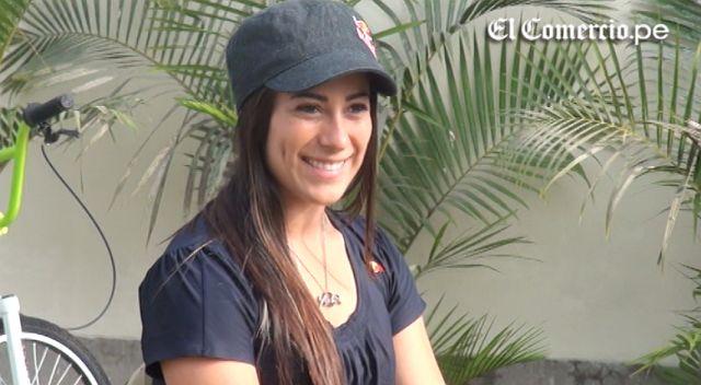 """Mariana Pajón: """"El apoyo de mi Gobierno ha sido fundamental para ganar el oro en Londres 2012"""""""