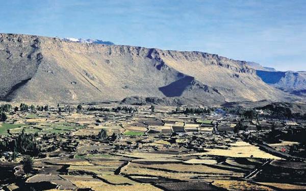 Arequipa: La reserva de los volcanes