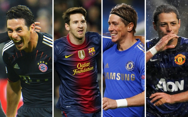 Champions League: todos los resultados de la jornada de hoy