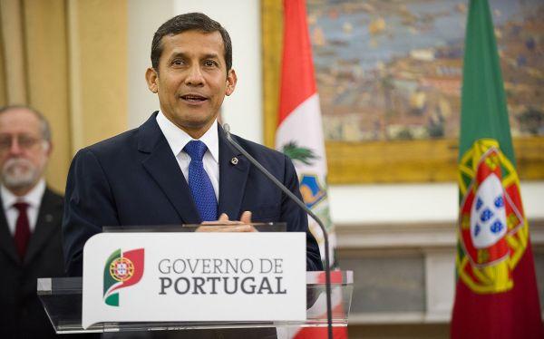 """Presidente Humala a la UE: """"Los pueblos necesitan esperanzas para superar crisis"""""""