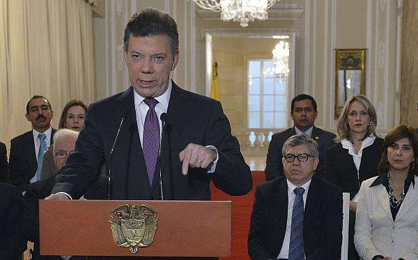 Colombia no aceptó fallo de La Haya sobre su litigio con Nicaragua