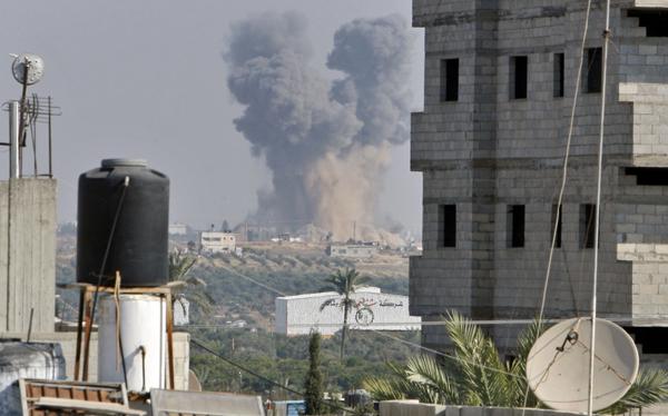 Ofensiva israelí en Gaza terminaría hoy, afirmó presidente egipcio