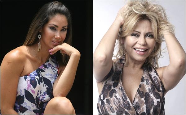 """Melissa Loza: """"Gisela Valcárcel es una señora maravillosa"""""""