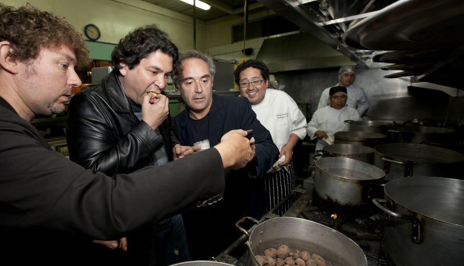 """FOTOS: """"Edén.pe"""", el libro de tres símbolos de la gastronomía mundial"""