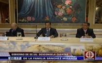 Estados Unidos descongeló cuenta de empresa de los Sánchez Paredes - Noticias de minera comarsa