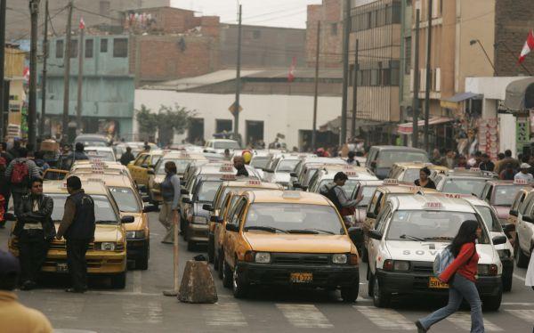 Lima y Callao no cumplen ley que establece gestión conjunta del transporte