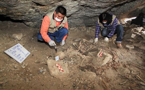 En 2013 hubo grandes hallazgos arqueológicos, pero en 2014 habrá menos dinero para ello