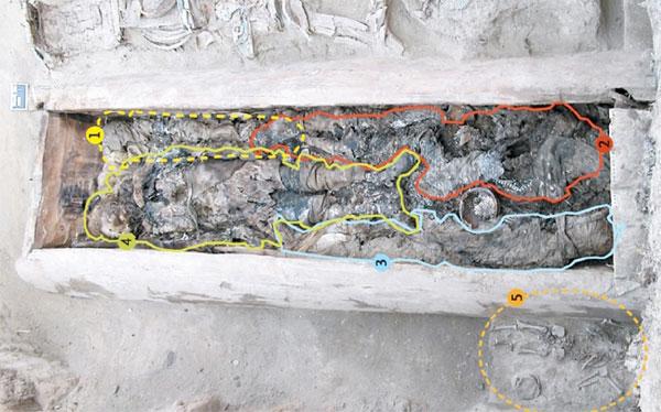 La viruela 'reaparece' en unas momias congeladas en Siberia