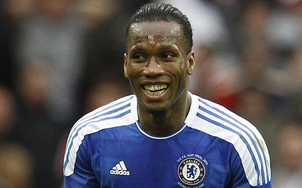 Drogba no podrá jugar por el Chelsea antes de enero del 2013