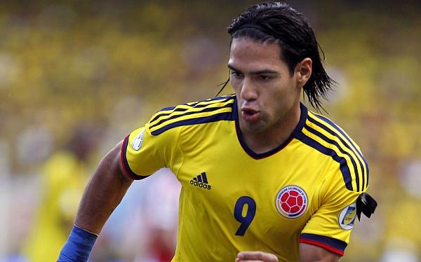 """Falcao: """"Jugar un Mundial y ser protagonista es mi máximo objetivo"""""""