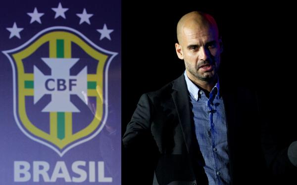 Josep Guardiola figura entre posibles candidatos a ser el DT de Brasil