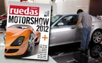Este domingo llévate Ruedas & Tuercas a S/. 6.50 y gana un bono para un auto en el Motor Show - Noticias de motor show 2012