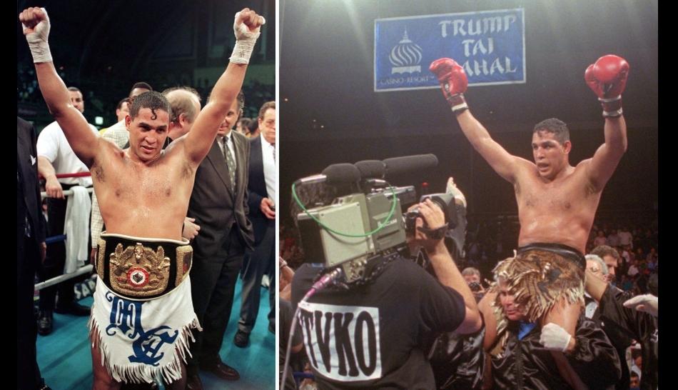 FOTOS: Héctor 'Macho' Camacho, el ex campeón mundial de boxeo que murió tras dos intentos de asesinato