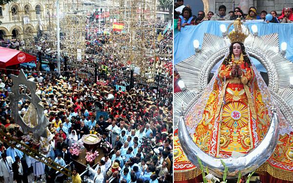 Fiesta de la Virgen de la Puerta fue declarada Patrimonio Cultural de la Nación
