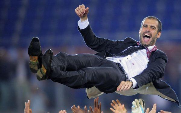 Pep Guardiola genera división en Brasil en torno al cargo de DT del 'Scratch'