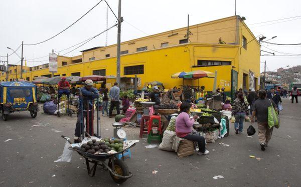 Terreno de La Parada estará libre de comerciantes en dos semanas