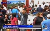 VIDEO: whisky y orquestas en fiesta de preso dentro de penal Castro Castro - Noticias de pedro mamanchura