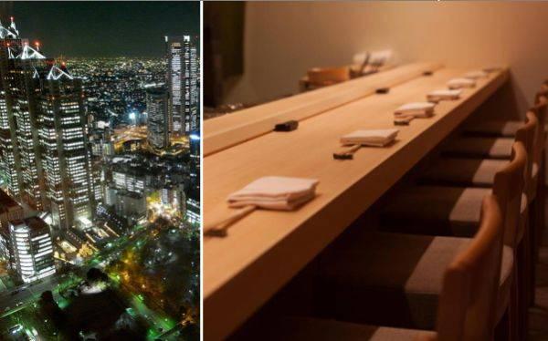 Tokio fue coronada como capital culinaria global por la Guía Michelin