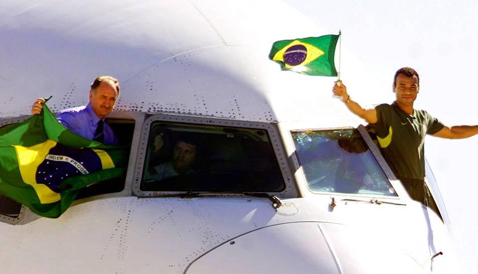 FOTOS: Luiz Felipe Scolari, el técnico que sacó pentacampeón a Brasil en el Mundial del 2002