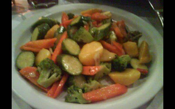 preparacion verduras