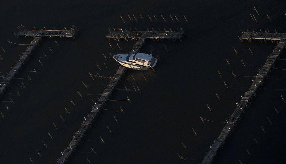 FOTOS: así está EE.UU. un mes después del paso del huracán Sandy