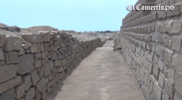 VIDEO: la Ruta de los Peregrinos, nuevo circuito del santuario de Pachacámac