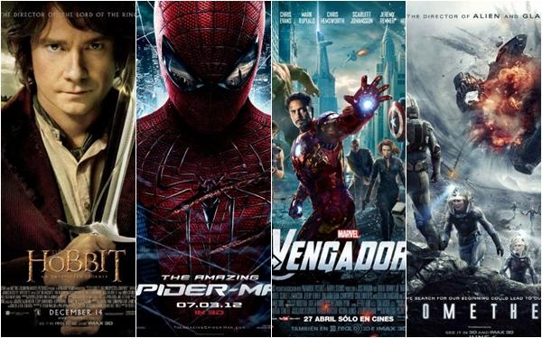 Estos son los diez precandidatos al Óscar a los mejores efectos especiales
