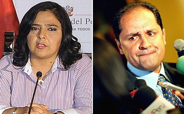 Jara se solidarizó con mujer que habría sido agredida por el ministro de Trabajo