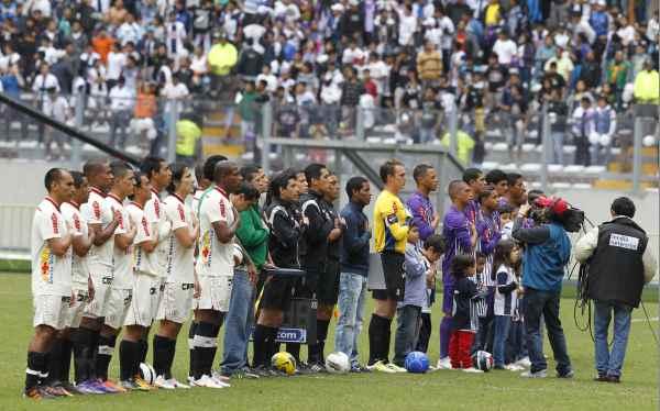 Cristal se opone al clásico de este viernes en el Estadio Nacional