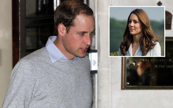 La duquesa de Cambridge permanece hospitalizada tras anuncio de embarazo
