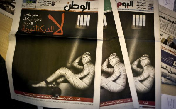 Egipto: la prensa condena las restricciones a la libertad del gobierno