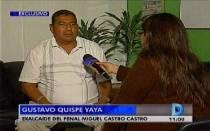 Conoce quiénes permitieron el ingreso de dos orquestas a Castro Castro - Noticias de wilson huaman