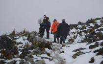 Cusco: cuerpo de turista chileno fue hallado en Calca - Noticias de sara pampa