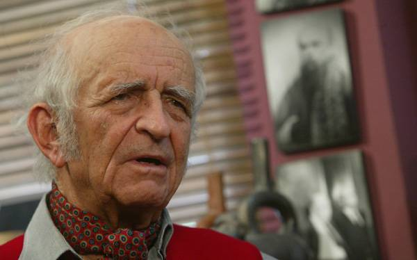 Fernando de Szyszlo inaugura hoy nueva muestra con obras inéditas