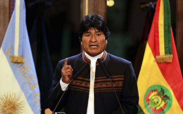 """Evo Morales afirmó que demanda contra Chile por salida al mar """"está casi concluida"""""""