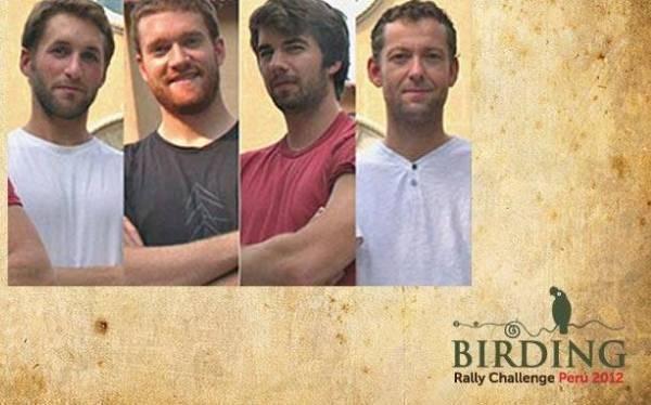 Equipo estadounidense ganó concurso de avistamiento de aves en Machu Picchu
