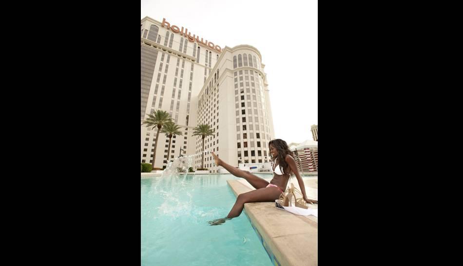 FOTOS: aspirantes a Miss Universo 2012 iniciaron sus actividades con sesión fotográfica en bikini