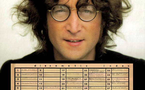 Estas eran las canciones favoritas de John Lennon