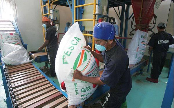 El precio de la harina de pescado alcanzó nivel récord en noviembre