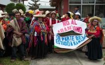 Lambayeque: comuneros liberaron a los geólogos pero siguen con las protestas - Noticias de beatriz hernandez