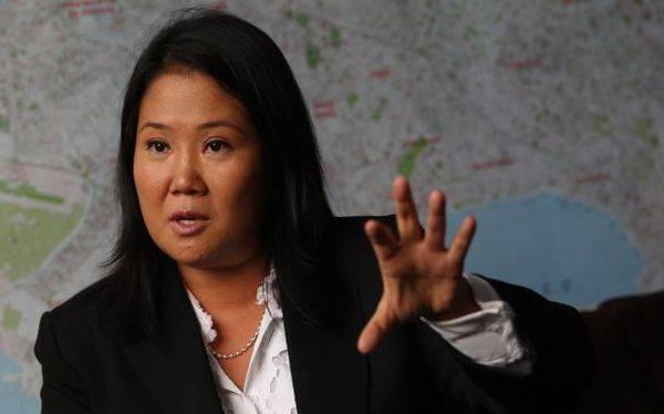 Gobierno está encubriendo al ministro José Villena, afirma Keiko Fujimori