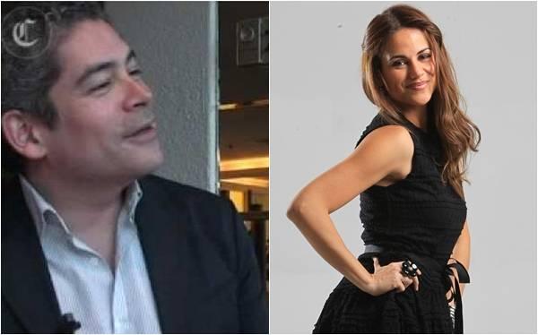Mónica Hoyos y el venezolano Boris Izaguirre protagonizarán una obra teatral