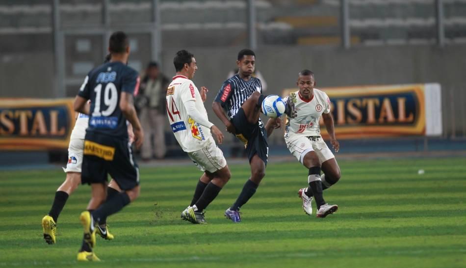 FOTOS: el último clásico del año entre Alianza Lima y la 'U'