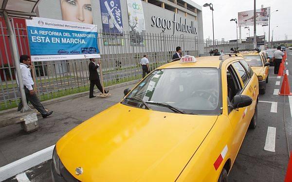 Taxistas que se empadronaron vía web tienen plazo hasta el 29 de diciembre